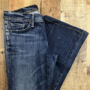Citizens of Humanity Ingrid #002 Flare Jeans DV07